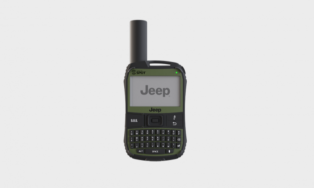 SPOT Introduces the New SPOT X Jeep Edition 2-Way Satellite Messenger