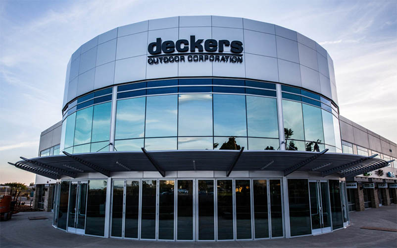 Deckers Brands Boosted By Digital And Hoka Momentum Amid Pandemic