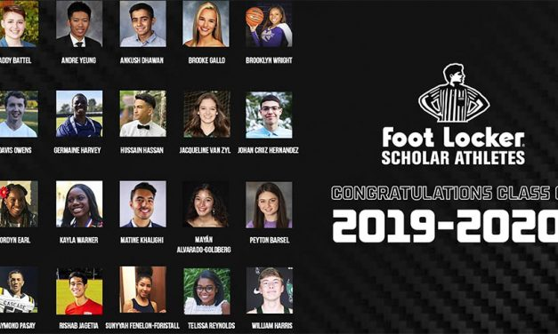 Foot Locker Supports Student Scholarships
