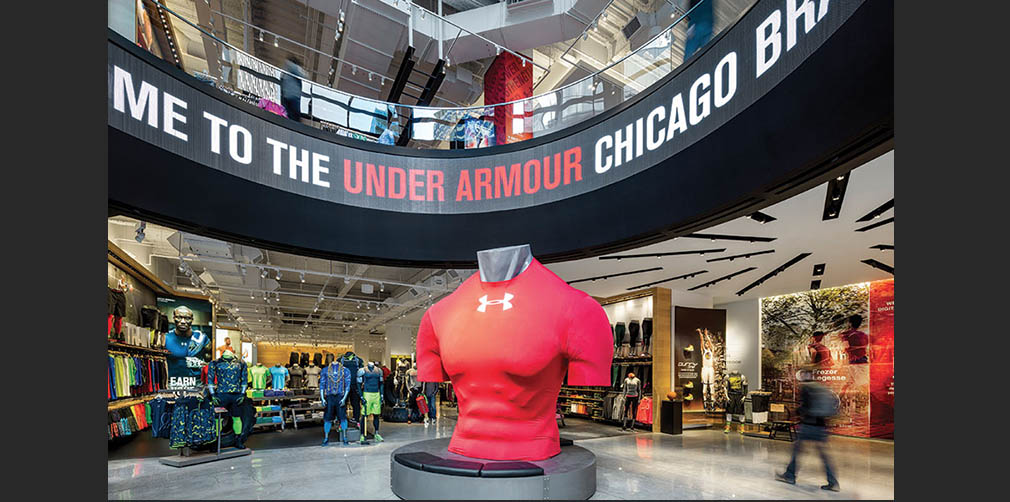 Under Armour Announces Phased Store Reopenings In North America