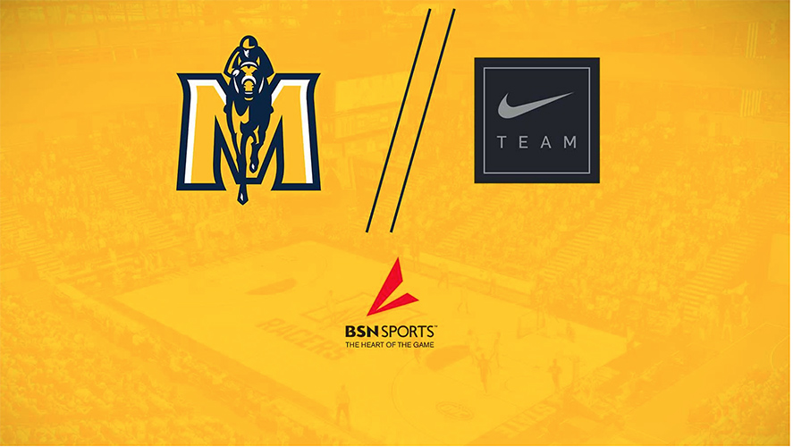 Murray State Partners With Nike, BSN Sports