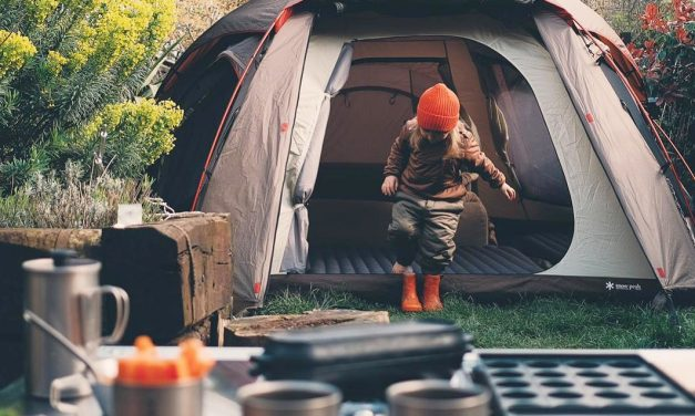 Snow Peak Launches A Backyard Community Campout Event