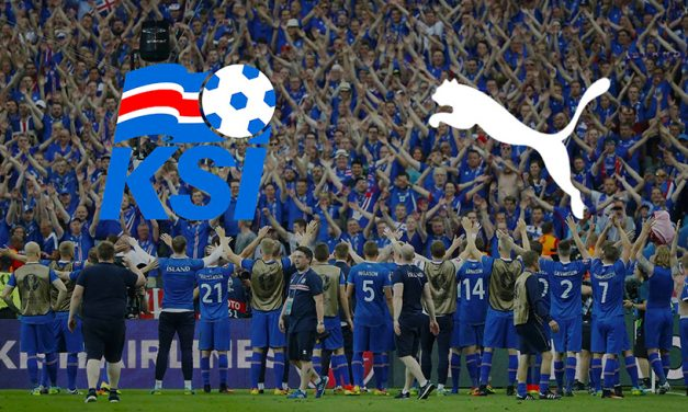 Puma Signs Iceland Soccer Team
