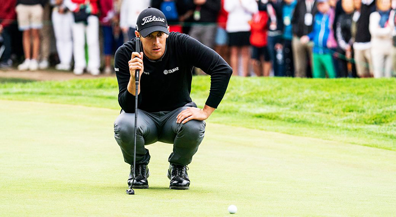 Titleist Parent Hopeful On Quick Golf Recovery