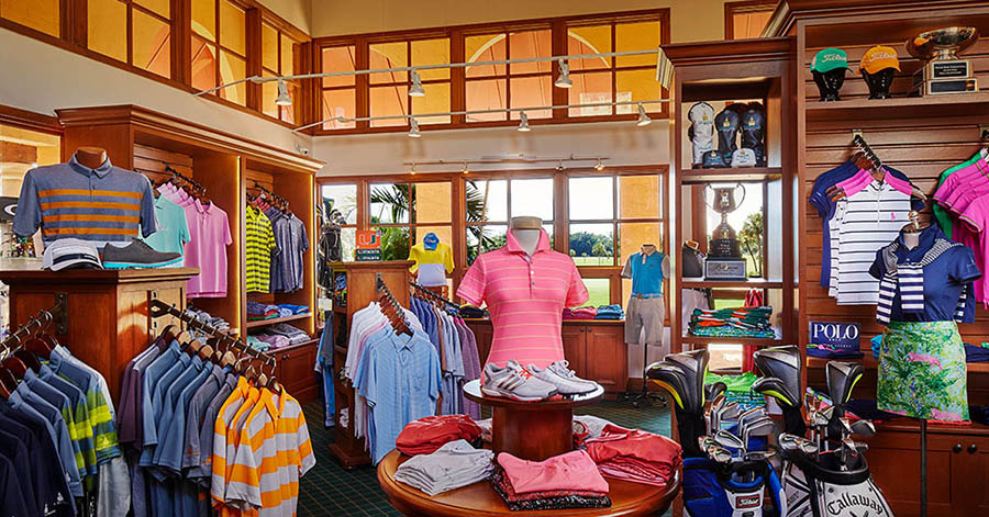 Golf Retailing Recovering