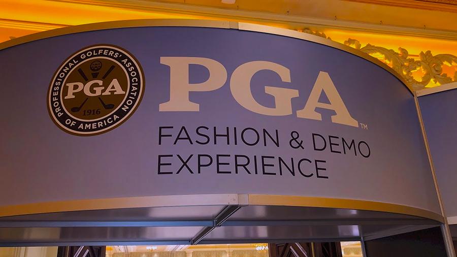 PGA Shows Cancels In-Person PGA Fashion & Demo Experience