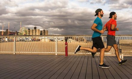 Survey Finds Runners Hesitant To Return To Running In Groups