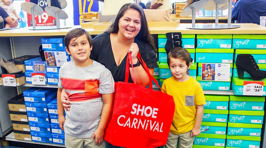Shoe Carnival Begins Initial Store Re-Openings