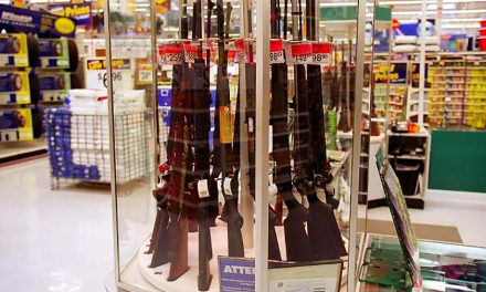 Walmart Removes Firearms From Sales Floor Amid Protests