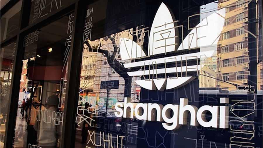 Gastos de envío Terminología petróleo crudo  Adidas Business In Greater China Returns To Growth In May | SGB Media Online