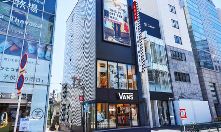 Vans Opens First Official Building In Japan
