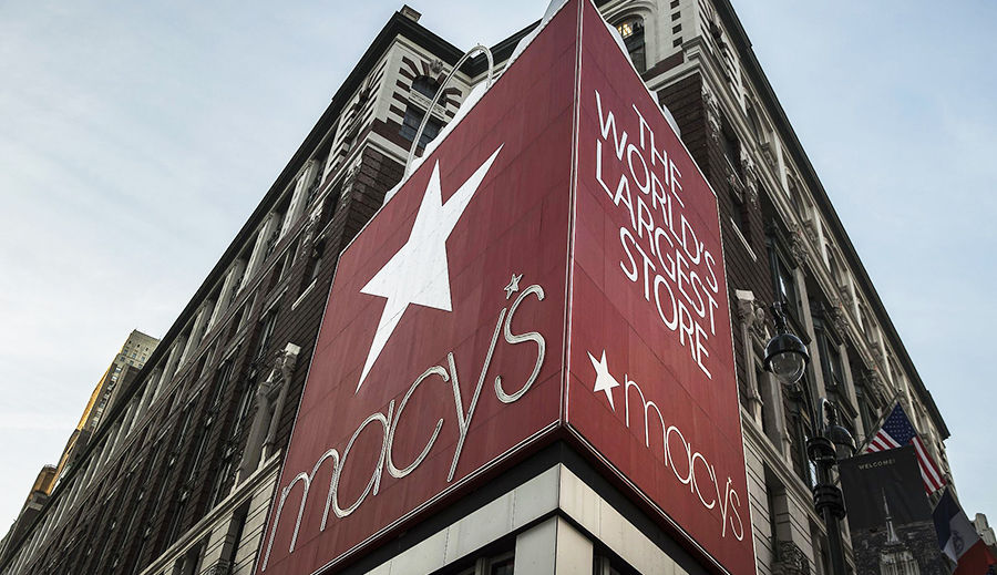 Macy's Announces Restructuring To Address Sales Impact From The Pandemic