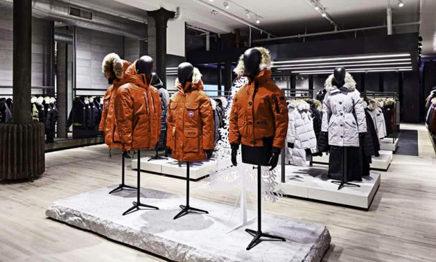 Canada Goose Appoints North America President And Chief Of Staff
