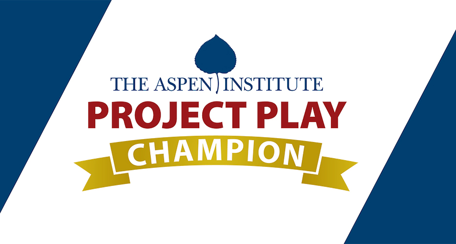 The Aspen Institute Recognizes Project Play Champions
