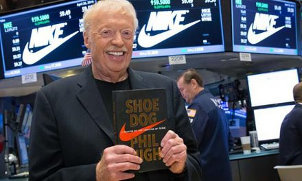 Nike's Phil Knight To Receive Honorary Doctorate From Oregon