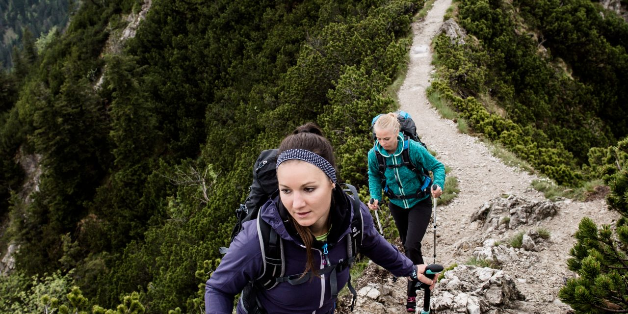 LEKI And Women Who Hike Team Up To Get More Women Outdoors