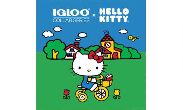 Igloo And Hello Kitty Release New Playmate Coolers For Summer