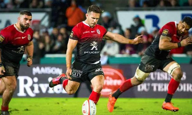 Nike Renews Sponsorship Of Stade Toulousain