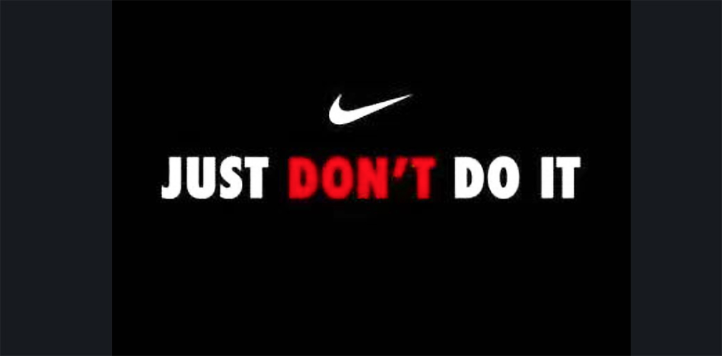 """Nike's """"Don't Do It"""" Ad Earns Wide Praise But Some Pushback"""