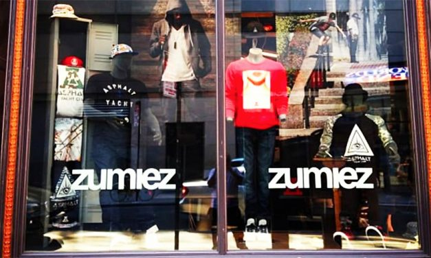 Zumiez's Q1 Sales Drop 35 Percent