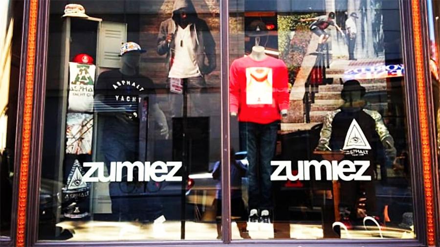 Zumiez's Q1 Sales Drop 35 Percent