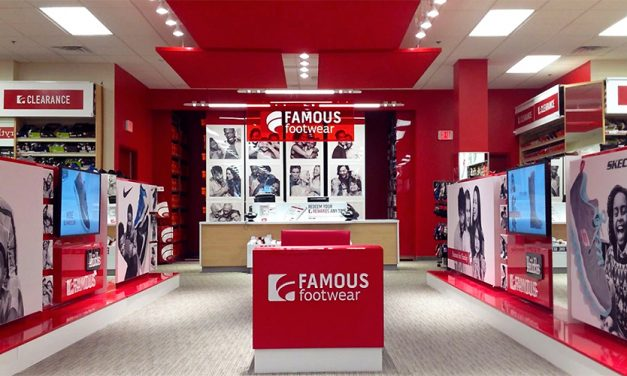 Caleres Sees 90 Percent Of Famous Footwear Stores Open By Late June