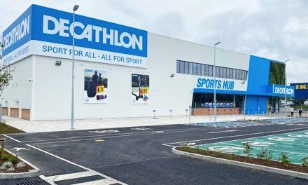 Decathlon Opens Dublin Flagship