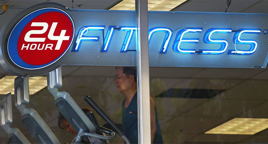 24 Hour Fitness Files For Bankruptcy