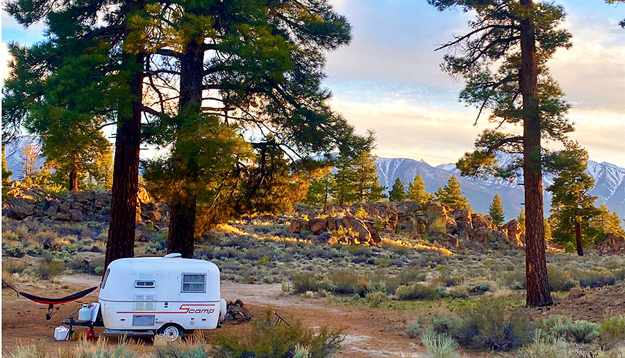Camping Accounted For Only 2.3 Percent Of National Parks Visitor Spending In 2019