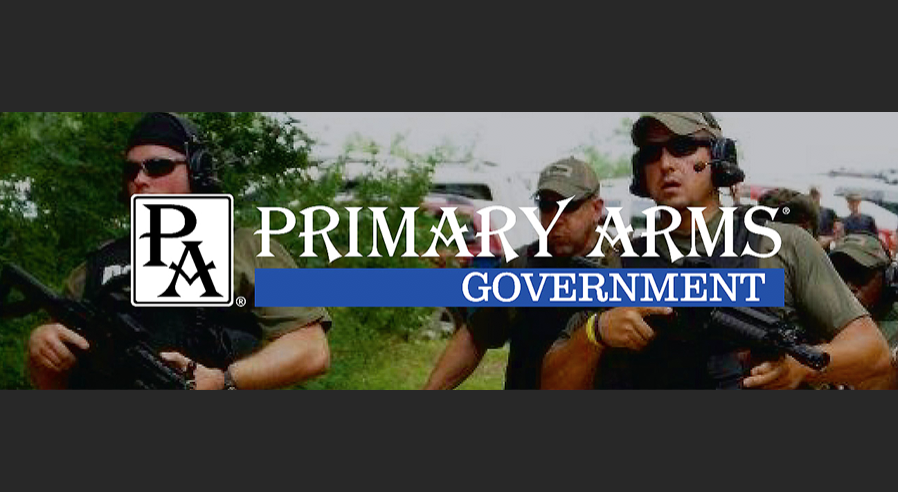 Primary Arms Government Adds Eastern Law Enforcement Sales Agent