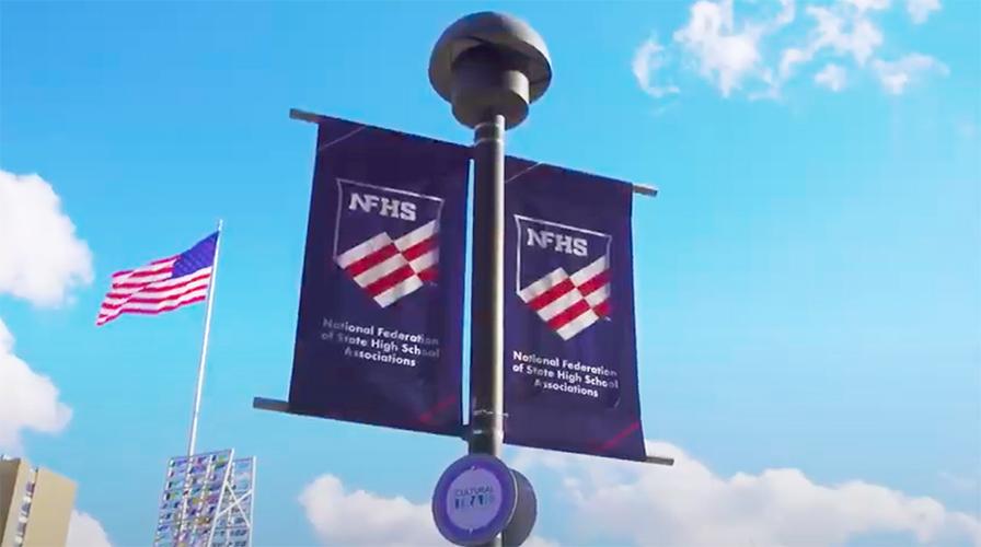 NFHS Produces Commercial On Fan Behavior