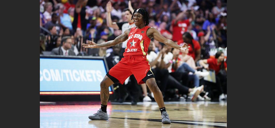 Fitlight Signs WNBA All-Star As Ambassador