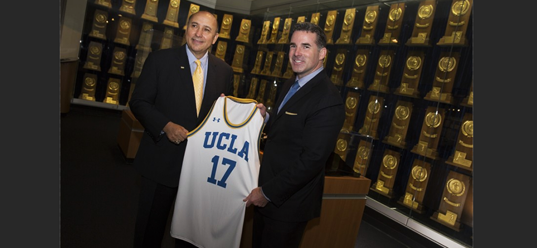 Under Armour Looking To End 15-Year Deal With UCLA
