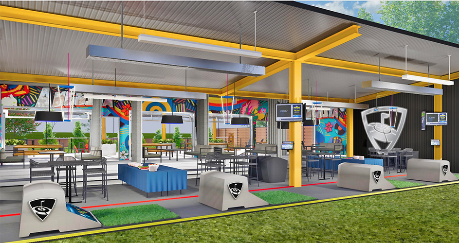 Topgolf Augusta To Open With New Open-Air Venue Design