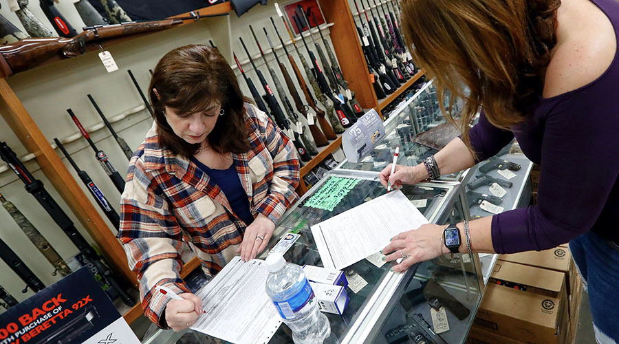 Firearms Background Checks Surge Again In May