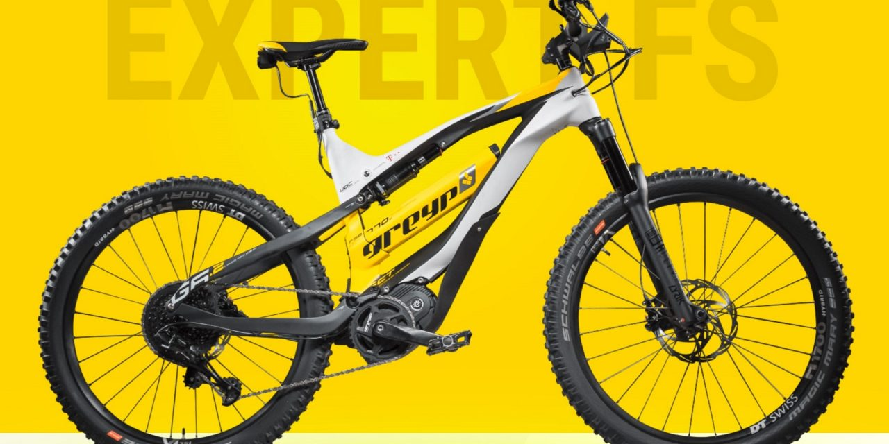 Greyp Bikes Officially Launches in U.S.; Tech-Forward E-MTB's Now Available