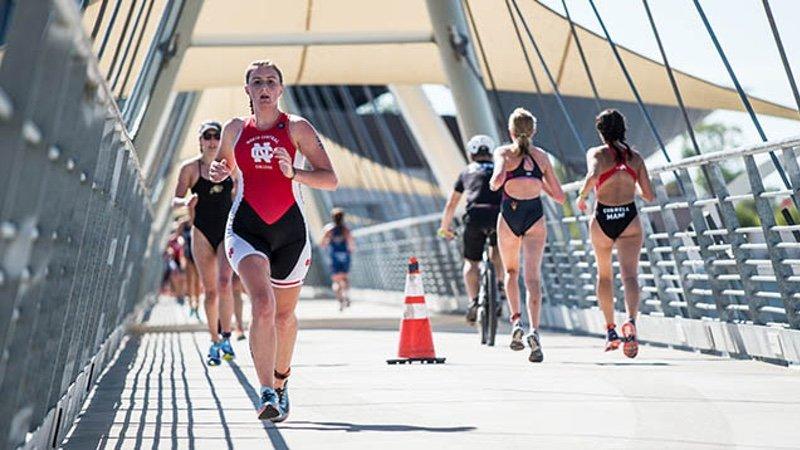 University Of Denver Adding Women's Triathlon As Varsity Sport
