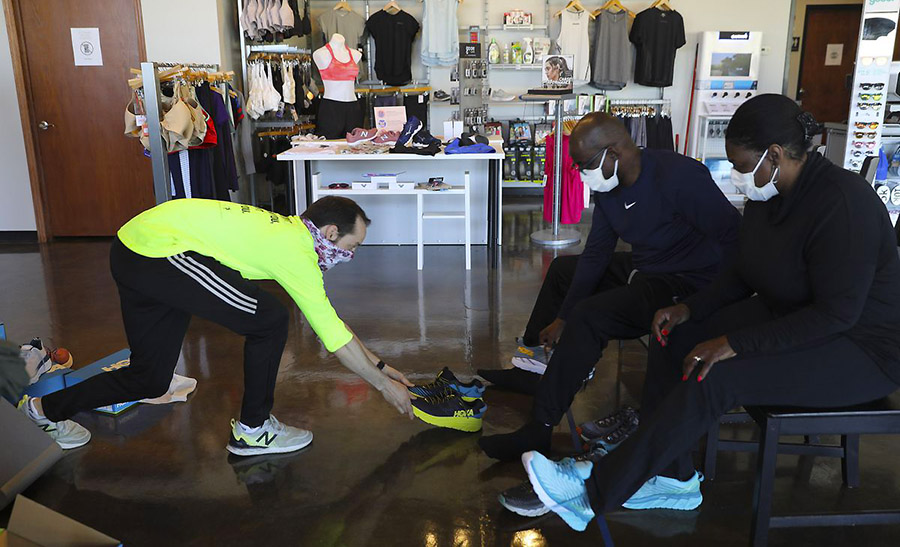 Sports & Fitness Industry Does Not Expect Full Return In 2020