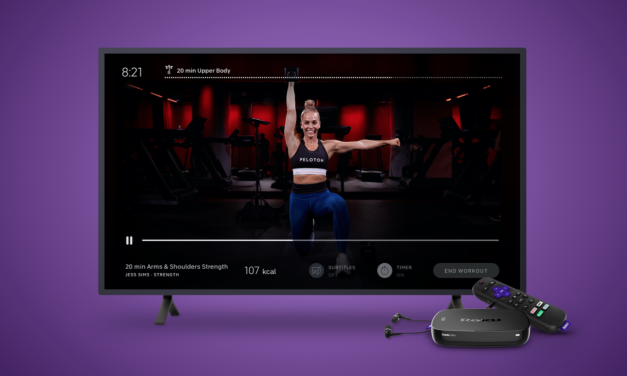 Peloton Launches On Roku Platform