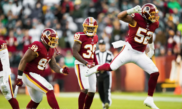 Nike Removes Redskins Apparel From Its Website
