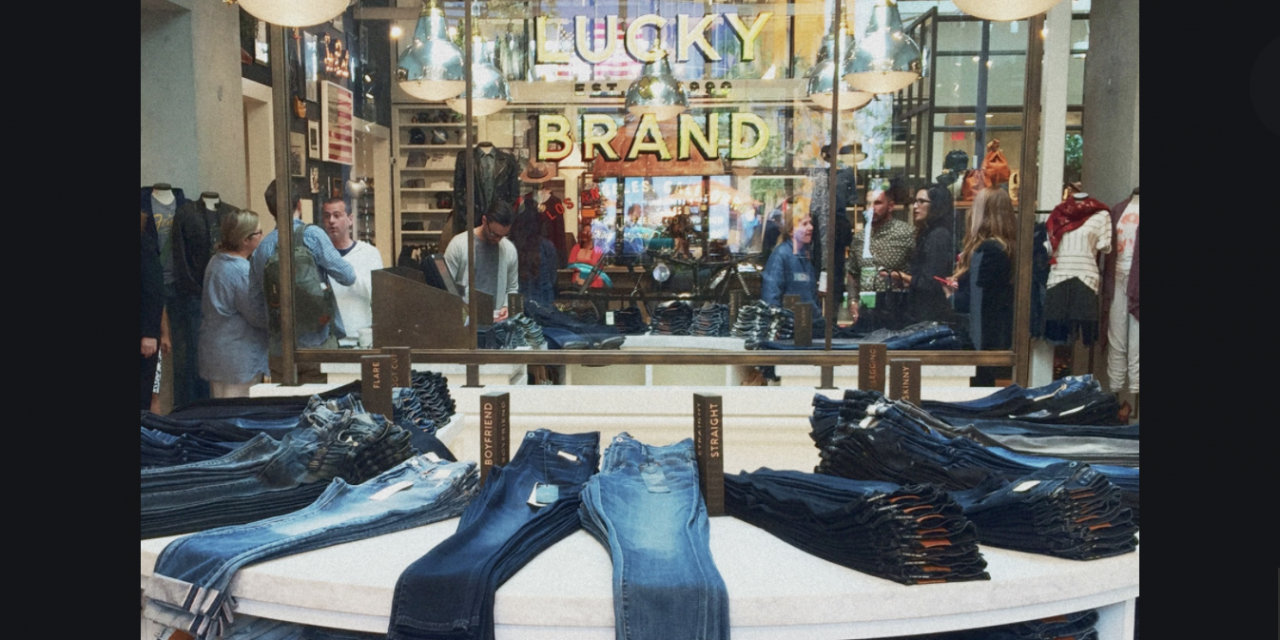 Lucky Brand Files For Bankruptcy, Enters Sales Agreement