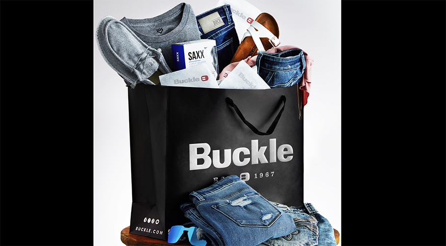 The Buckle's Sales Jump 27 Percent In June