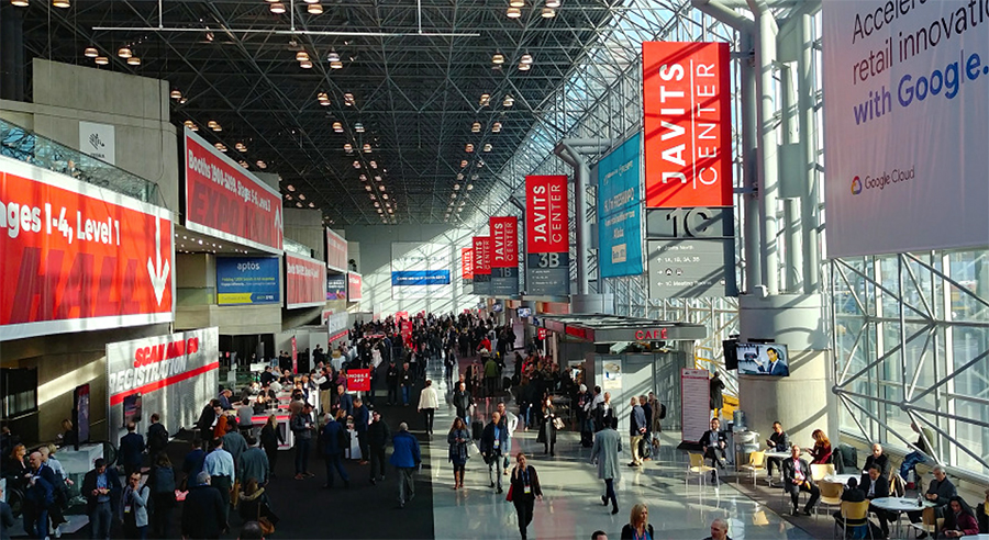 NRF Delays NYC Big Show Until June 2021, Adds January Virtual Event