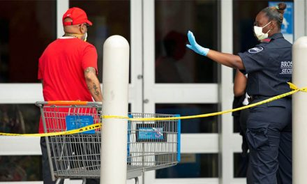 Walmart To Mandate Face Coverings