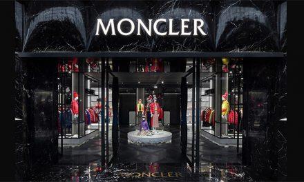 Moncler's Revenues Drop 29 Percent In First Half