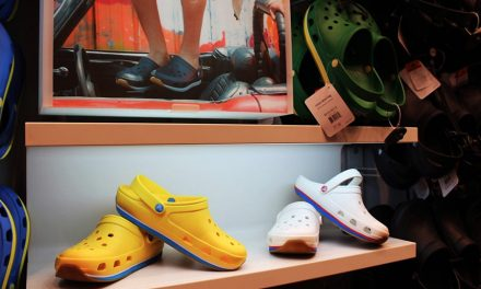 Crocs' Q2 Blows Past Wall Street's Targets