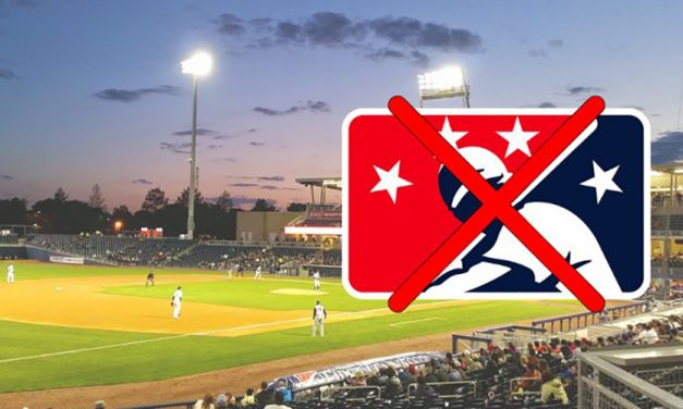 Minor League Baseball Cancels 2020 Season