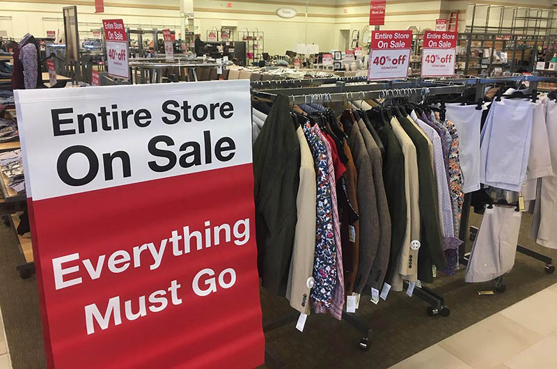 Stein Mart Blames Bankruptcy On July Resurgence Of COVID-19 Cases