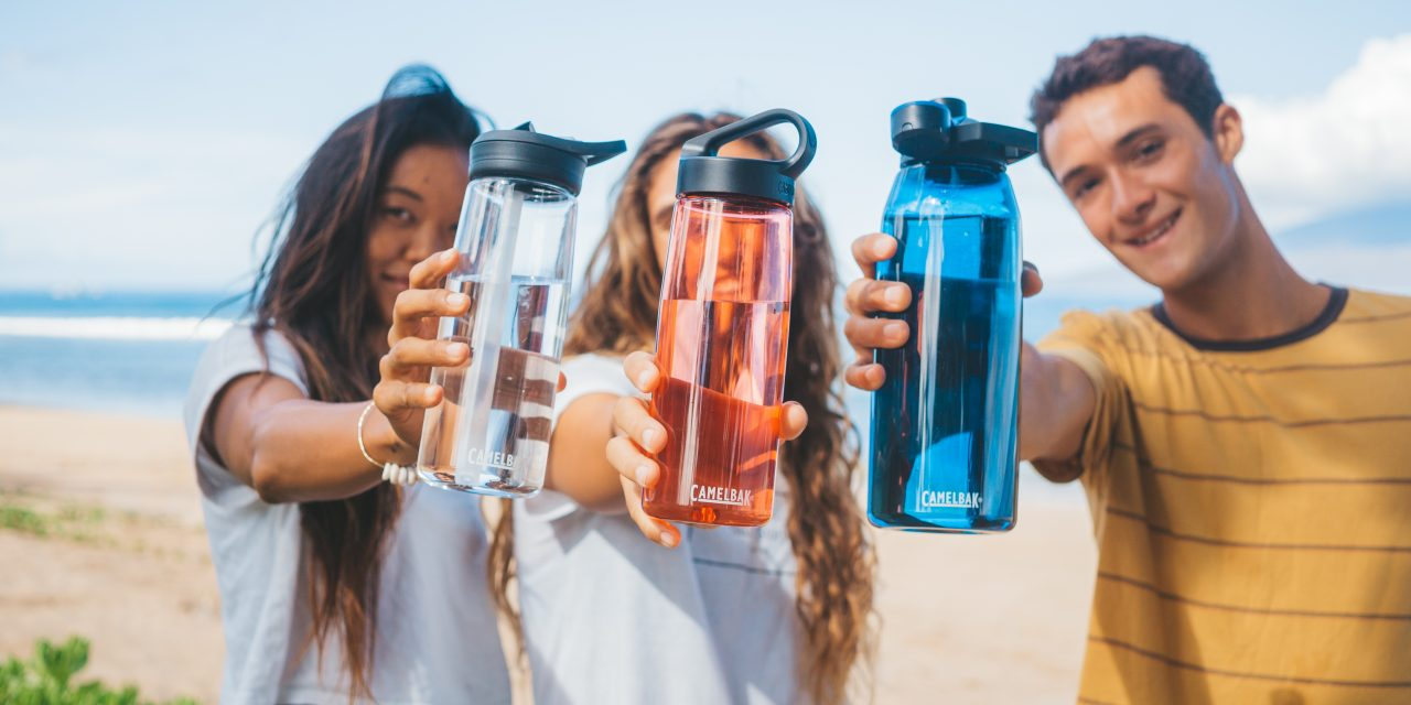 CamelBak Introduces 50 Percent Recycled Material Into Spring 2021 Product Line
