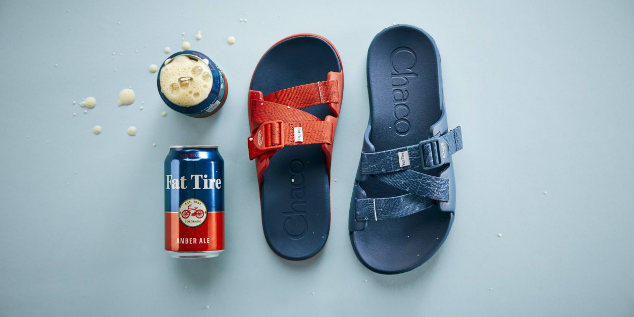 Chaco Footwear And New Belgium Brewing Launch Limited-Edition Chillos Fat Tire